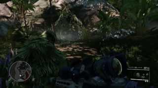 Sniper Ghost Warrior 2 Single play 【字幕実況付】 1-2
