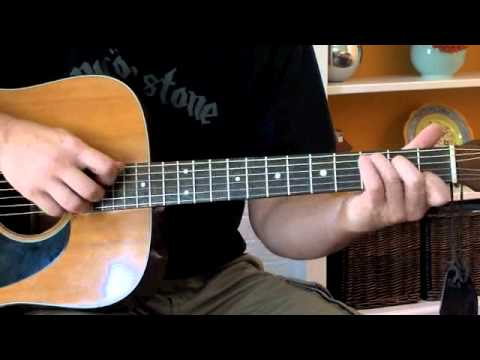 Beginner Guitar Lessons 10 - Country Guitar Chords - YouTube