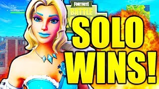 HOW TO GET SOLO WINS IN FORTNITE SEASON 7! HOW TO WIN BUILD FIGHTS FORTNITE CONSOLE TIPS AND TRICKS!