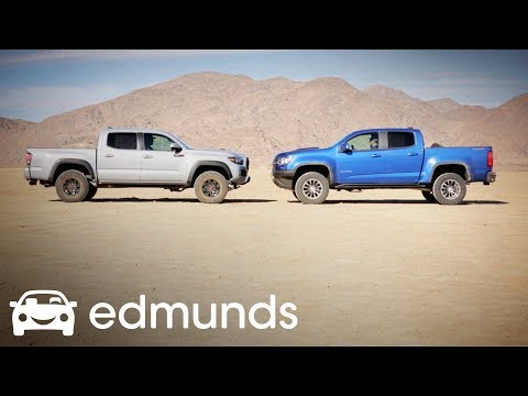 ZR2 vs. TRD Pro Climb Hype Mountain! Are They as Good as People Think?  Part II | Edmunds
