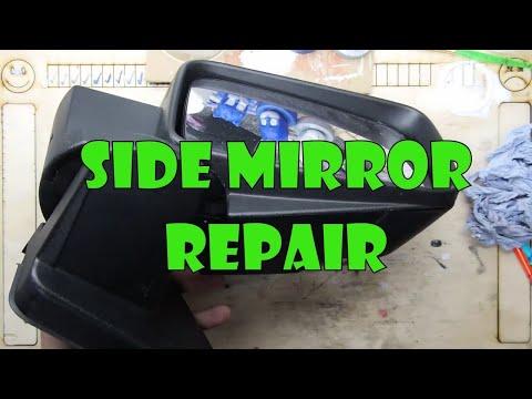 Teardown Lab - Jeep Commander Mirror Repair & Teardown