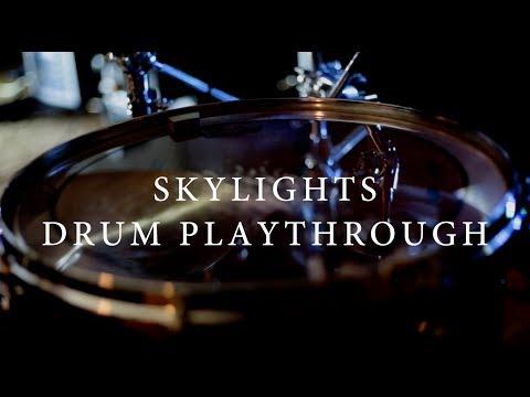 Stellar Circuits - Skylights [Drum Playthrough] Mp3