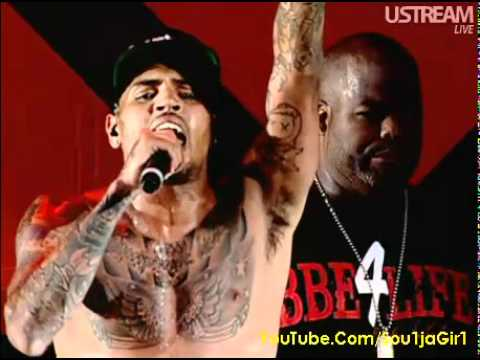 Chris Brown - No Bullshit