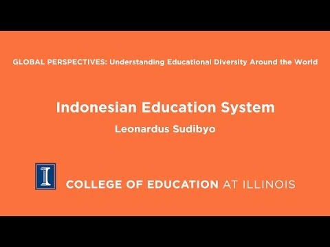 Indonesian Education System