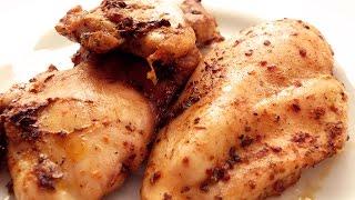 Запечённая курица рецепт - Соус для курицы