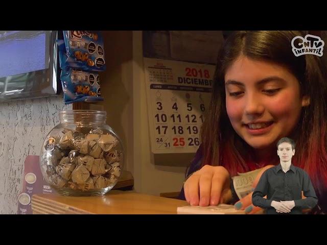 Taxista fluvial: Y tú, ¿En qué trabajas? | Videos en lengua de señas chilena para niños