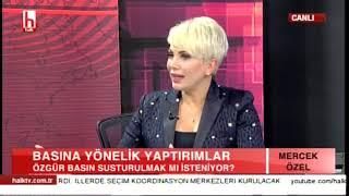 Basının özgürlük mücadelesi / Tuba Emlek ile Mercek Özel / 1. Bölüm- 11.01.2019