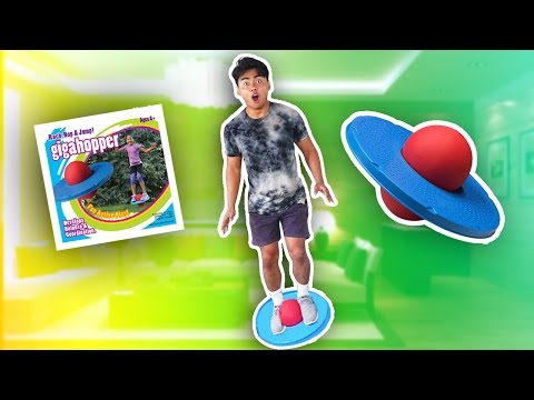 Thumbnail: SUPER BOUNCY GIGA HOPPER TOY!