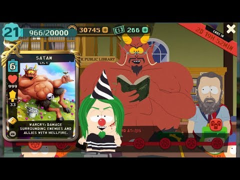 Pt 2😈Satan Unleashed!😈 1 Year Anniversary of South Park Phone Destroyer!