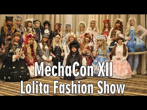 MechaCon XII (2016) - Lolita Fashion Show