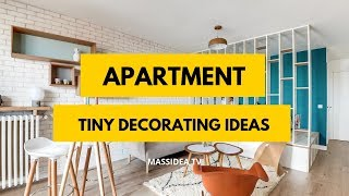 45+ Best Tiny Apartments Decorating Ideas From Pinterest
