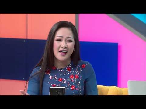 "MC VIET THAO- Teaser NHƯ QUỲNH in ""TONIGHT WITH VIET THAO"" on VFTV 2076."