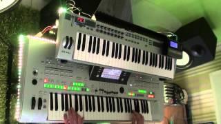 Blue Spanish Eyes - Engelbert Humperdinck played on Tyros 3