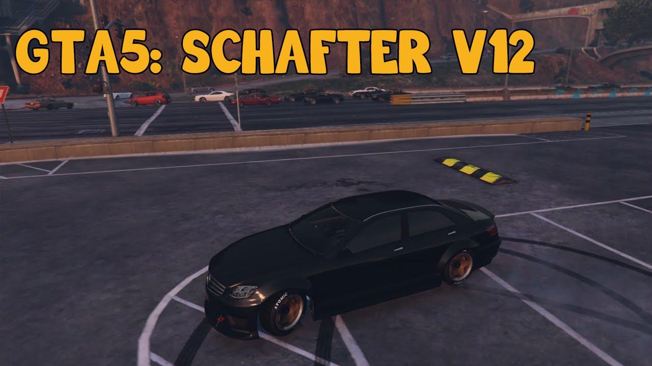 how to get schafter v12