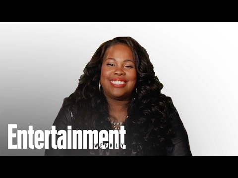 Amber Riley Takes EW's Pop Culture Personality Test | Entertainment Weekly