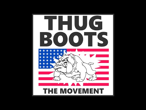 """Thug Boots - Bouncing Sole Beat American Movement 7"""" (CCM-077)"""