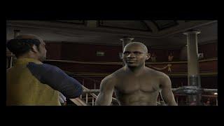 Fight Night 2004 PCSX2 Part 1 ps2 emulator CAREER MODE!