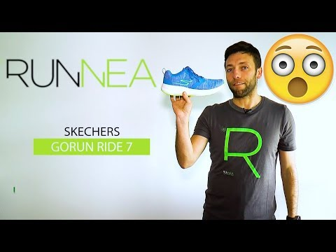 Skechers GoRun Ride 7, análisis COMPLETO en español!!!