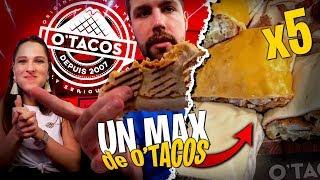 Pidi test pour la première fois O'Tacos, on achète tous les goûts !