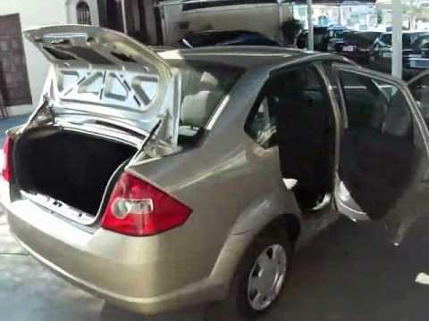Ford Fiesta Sedan >> FIESTA SEDAN - PRATA - 2007 - YouTube