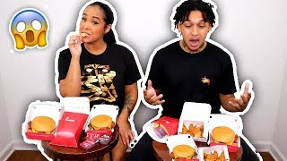 Chick-Fil-A Mukbang...THE TIME I BROKE UP WITH KWESI!!!