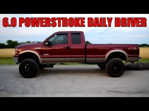 What Its Like Daily Driving A 6.0 POWERSTROKE