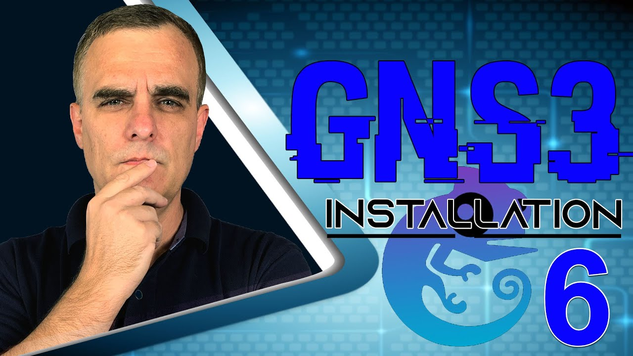 GNS3 2 1 Install and configuration on Windows 10 (Part 6): Cisco IOS  network using Dynamips