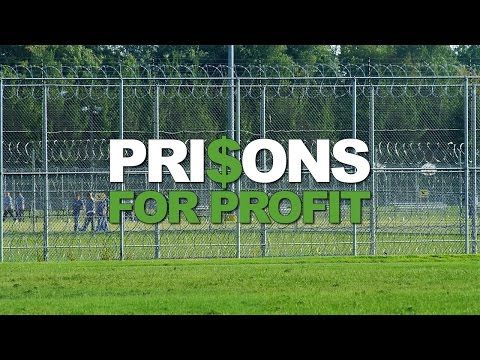 Prisons for Profit: 18 Months in the Life of the Nation