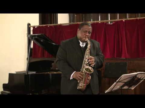 Chris Fleischer, Alto Sax- O Holy Night