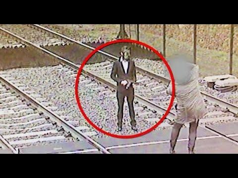 Bizarre capriolen op spoor