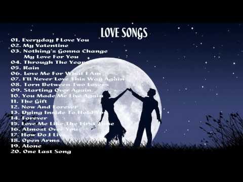 The Best Songs Of Valentine Day || Top 20 Greatest Love Songs