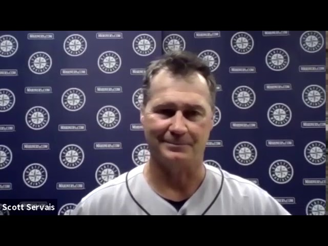 Scott Servais on Win 2020-08-31