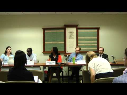 Summer School 2012: An Introduction to Careers in Environmen