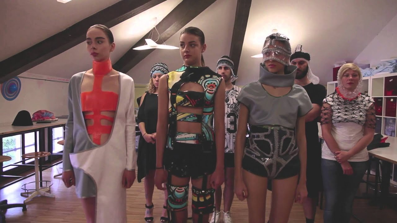 An exam with angela missoni summer 2014 youtube for Accademia naba milano