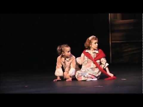 Tomorrow  Annie Jr. Broadway Bound Seattle