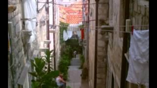DUBROVNIK voyage au centre / Putovanje u centru Dubrovnika /