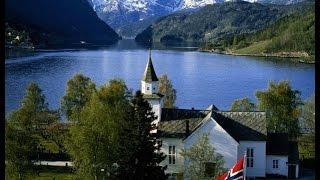 Красивые места Норвегии. Отдых в Норвегии