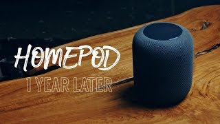 Apple HomePod | 1 Year Later