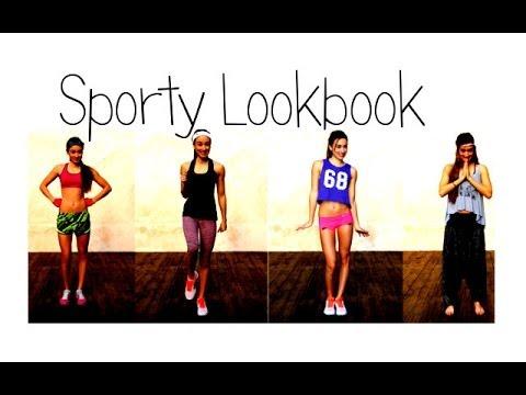 lookbook sport meine sportbekleidung outfit lululemon nike adidas decathlon youtube. Black Bedroom Furniture Sets. Home Design Ideas