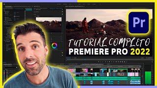 Adobe Premiere Pro 2021 Tut๐rial Completo en ESPAÑOL
