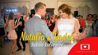 NATALIA + RADEK | SUKNIE KOLOROWE