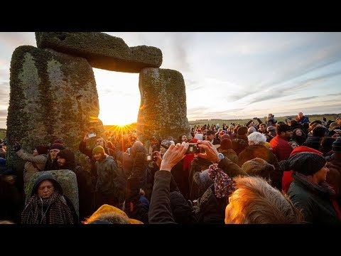video: Winter solstice 2019: Why do pagans celebrate the shortest day of the year?