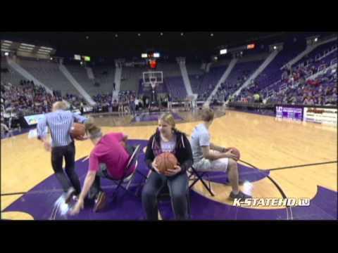 Musical Chairs - Women's Basketball vs Oklahoma