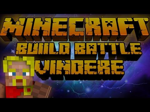 Dansk Minecraft :: Svendborg-Graphic Build Battle VINDERE!