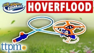 Nerf Super Soaker Hoverflood Review And Instructions | Hasbro Toys & Games