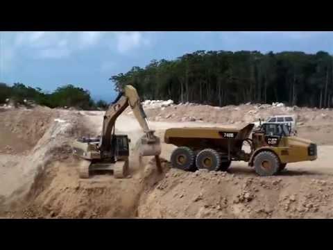 Phosphate Mining on Christmas Island Australia