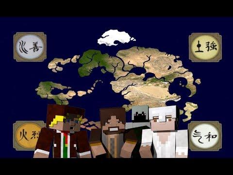 Minecraft Avatar Map Part 1