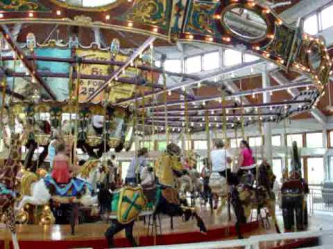 Ford Of Greenfield >> Carousel at Coolidge Park Chattanooga TN - YouTube