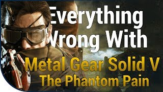 Video GAME SINS | Everything Wrong With Metal Gear Solid V: The Phantom Pain download MP3, 3GP, MP4, WEBM, AVI, FLV Agustus 2019