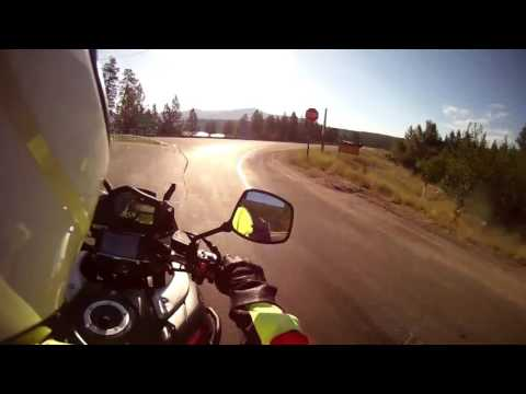 TC Day 35 - Republic to Colville NF - 77 mi